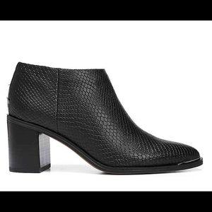 Franco Sarto Brooks Booties Black Size 8.5